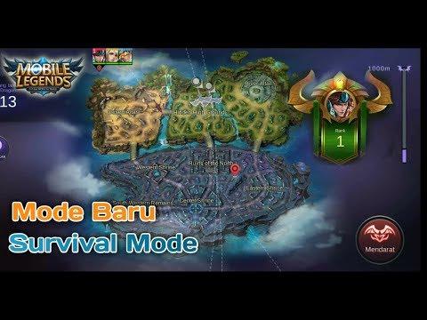 MODE SURVIVAL TELAH HADIR // Mobile Legends Indonesia #2