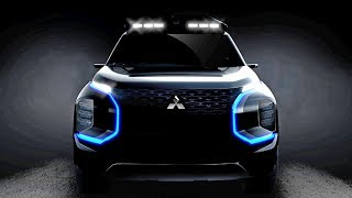 2020 Mitsubishi Engelberg Tourer Suv Concept Introducing