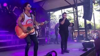 "Download Lagu DAN + SHAY -""19 You + Me"" - Indian Ranch - Webster, MA 9/23/17 Gratis STAFABAND"