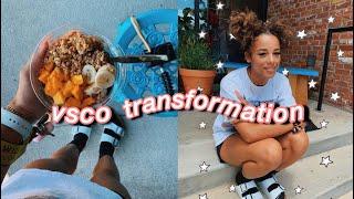 Transforming into the ULTIMATE Vsco Girl | Azlia Williams