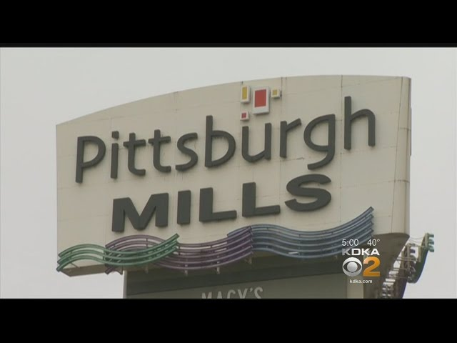 Pittsburgh Mills Mall Sold For $100 At Foreclosure Auction