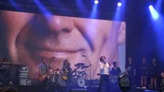 Ylvis Video - Ylvis - Jan Egeland - live Trondheim 27.7.2014
