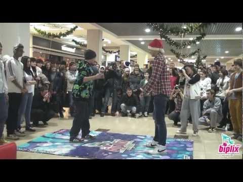 НОВОГОДНИЙ DANCE SESSION: 25.12.2011 | Dubstep | Lesik vs. Envy