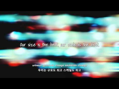 Super Junior- Superman Lyrics [eng. | Rom. | Han.] video