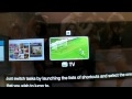Youtube replay - Google TV at IFA 2010
