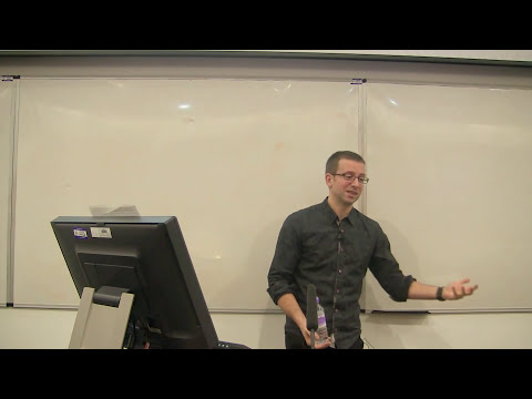 James Hayton: How to get through your PhD without going insane (complete lecture), Edinburgh 2013