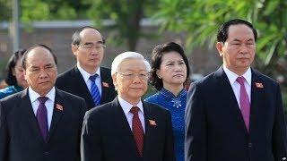 Trần Đại Quang đã chết. Liệu Nguyễn Phú Trọng sẽ kiêm nhiệm luôn ghế Chủ tịch nước?