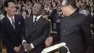 Bokassa AND Kim Il Sung