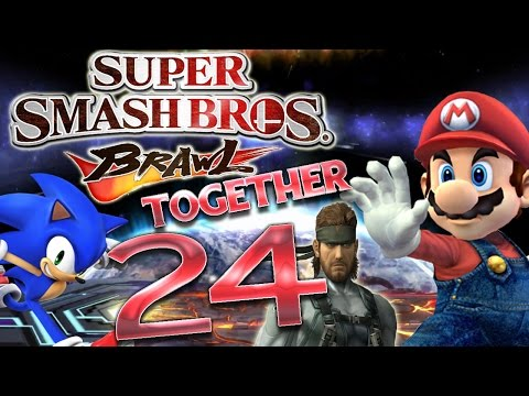 Let's Play Super Smash Bros. Brawl Part 24: Mission 40 & 41 sowie paar Team-Missionen