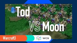 WCG 2007 Grand Final Day 1 Warcraft 3 Group - Tod vs Moon