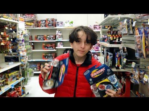 Beyblade Legends Hunting Walmart Richmond Hill Sept 17th 2014