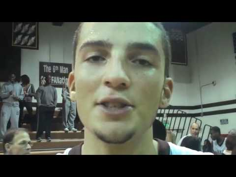 London Perrantes hit the game-winning shot for Crespi in the Mission League ...