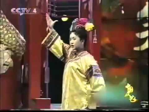 彭丽媛 the China's First Lady Peng Liyuan and 宋祖英 Song Zuying 合演 Comdedy 小品打工奇遇