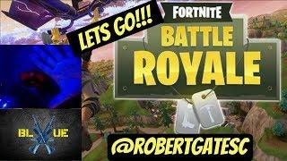 LIVE NOW (English): RobertGatesC Fortnite - Talk and Game
