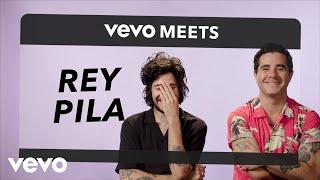 Rey Pila - Vevo Meets: Rey Pila