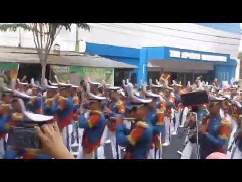 media akmil marching band mayoret attraction