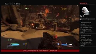 Doom # 4 - Into the Fire,