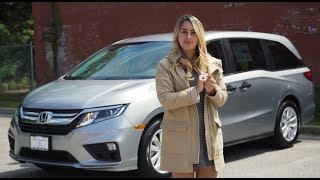 2018 Honda Odyssey LX Review and Test Drive | Herb Chambers