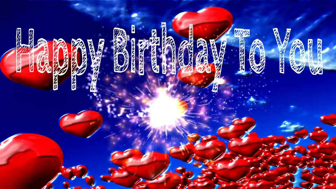 Geburtstagslied - Happy Birthday to you - Geburtstagssong