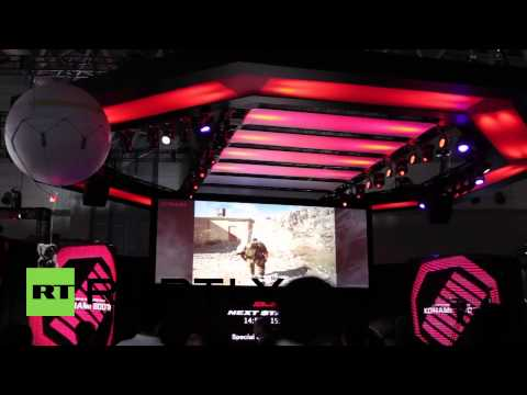 Japan: Gamers heaven! PS4 and Xbox One DEBUT at Tokyo show