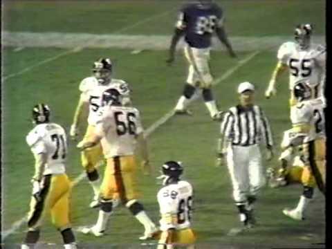 1976 Week 4 Mnf Steelers  Vikings Part 5 video