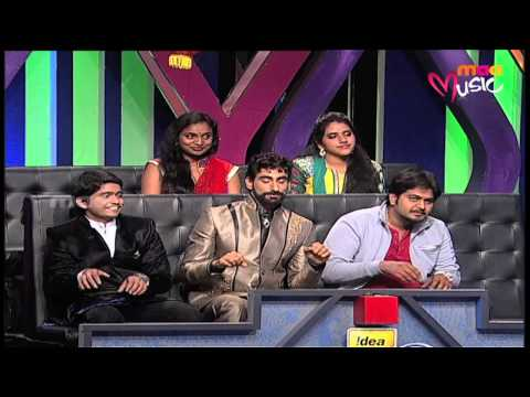Super Singer 8 Episode 30 - Anurag and Nikhitha Performance