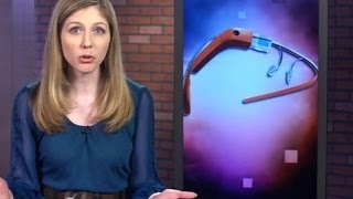 CNET Update - Glass may be controlled by winks, pinches