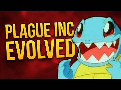 POKEMON GO TAKES OVER THE WORLD - Plague Inc. Evolved