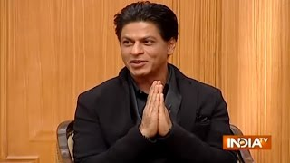 Shahrukh Khan in Aap Ki Adalat (Full Episode - Rewind) - India TV