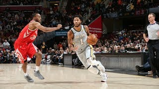 Best 20 Crossovers and Handles From Week 16 of the NBA Season (James Harden, Derrick Rose and More!)