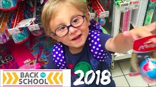 CHASSE AUX FOURNITURES SCOLAIRES 2018 - BACK TO SCHOOL