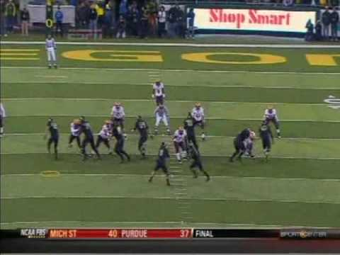 Arizona State Sun Devils at Oregon Ducks 2009 Video