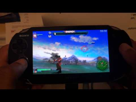 Dragon Ball Z: Battle Of Z PS Vita Gameplay & First Look