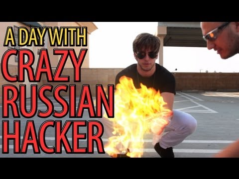Magic with Crazy Russian Hacker