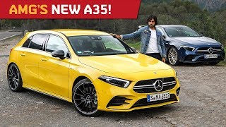 Mr AMG on the A35! - The A45 CLONE!