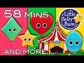 Little Baby Bum | Songs About Shapes | Nursery Rhymes for Babies | Songs for Kids