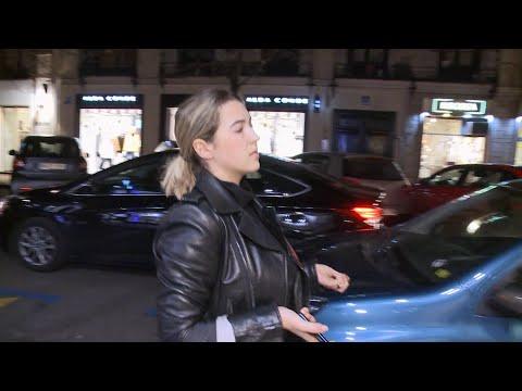 Alba Díaz evita hablar de su relación con Javier Calle