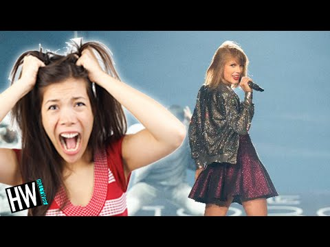 Taylor Swift Fan ARRESTED Onstage!! (VIDEO)
