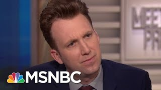 Jordan Klepper On Politics And Comedy In The Age Of President Donald Trump | MTP Daily | MSNBC