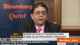 Where Do Equity Shareholders Stand In An Insolvency Process?