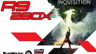 DragonAge Inquisition on AMD A10 7700k and R9 280x