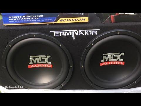 MTX Terminator 12