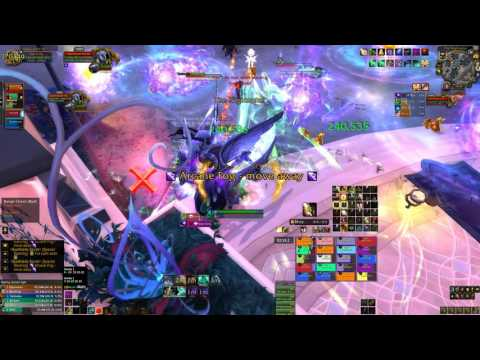 Brothers in arms vs Spellblade Aluriel mythic first kill