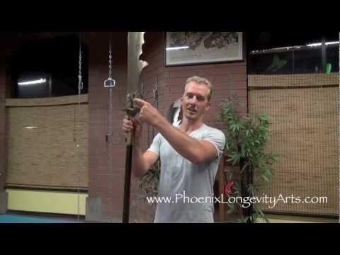 Guan Dao or Kwan Tao ..... Kung Fu Weapon King!