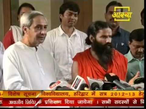 Shri Naveen Patnaik Support National Black Money issue