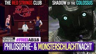 0233 🔴 Die (un)moralische Monster-Schlacht-Nacht (#Knoppernauten) 🔴 Gronkh Livestream | 09.02.2018