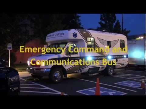 Vanderbilt Lifeflight - Emergency Command and Communications Bus