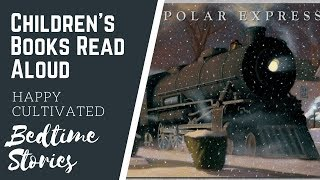 The Polar Express Book | Christmas Books for Kids | Children's Books Read Aloud