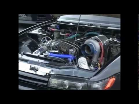 High Performance Imports v4 - part 1 - HKS Street drags