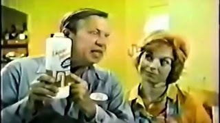 Liquid-Plumr Commercial With Allan Melvin (1973)